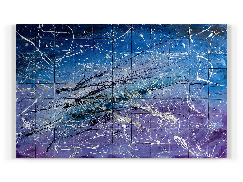 Uno:Cento blue violet